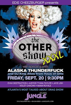 XXXL Alaska Poster