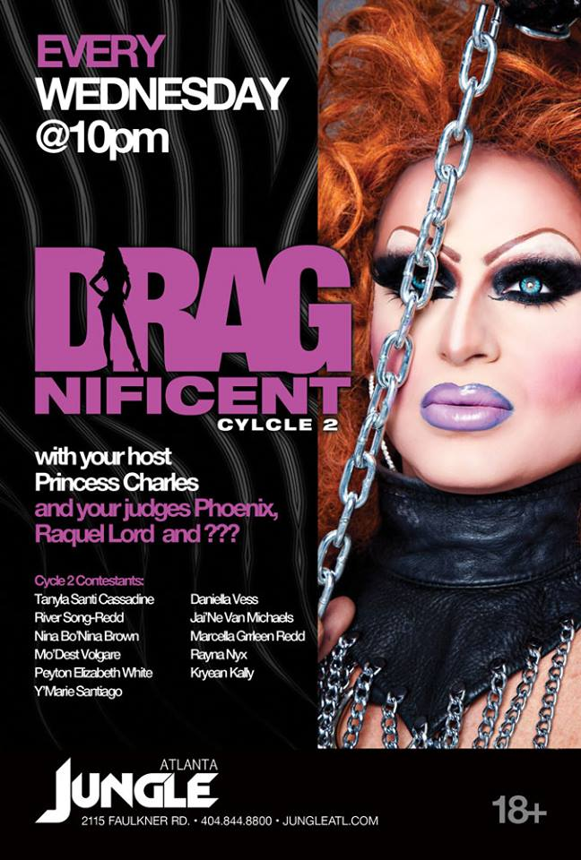 Dragnificent Cylcle 2